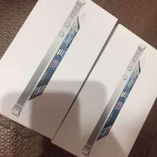 Iphone 5 外盒