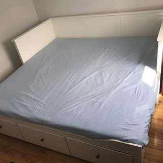 Sofa Bed For Sale, Available For Pick up june 27