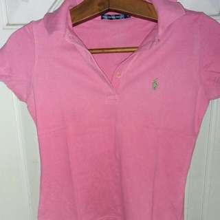 POLO Pink Shirt