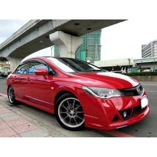 2012年 本田 K12 紅 1.8