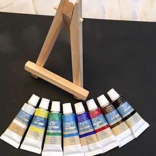 Mini Acrylic Painting Set