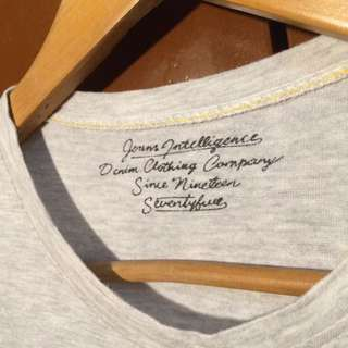 PRE OWNED Jeans Intelligence Tees