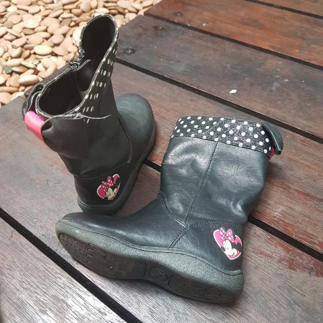 2nd Minnie's Boots
