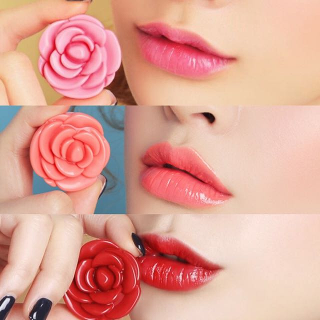 [BUY 2 FOR RM60] 3CE POT LIP TINTED LIP BALM [Free Postage]