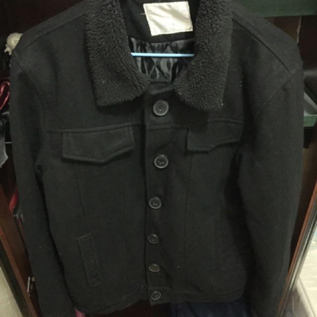 H&M大衣外套