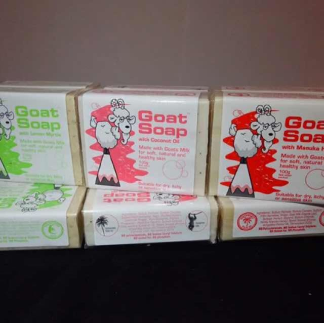 全新 現貨 澳洲帶回綿羊油皂 蜂蜜/檸檬/椰子 100g