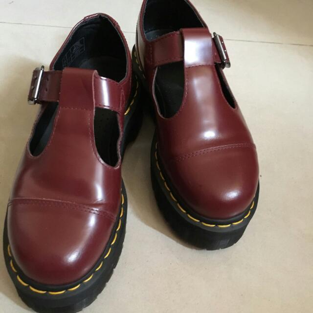 馬汀鞋  瑪莉珍鞋(Dr.martens )