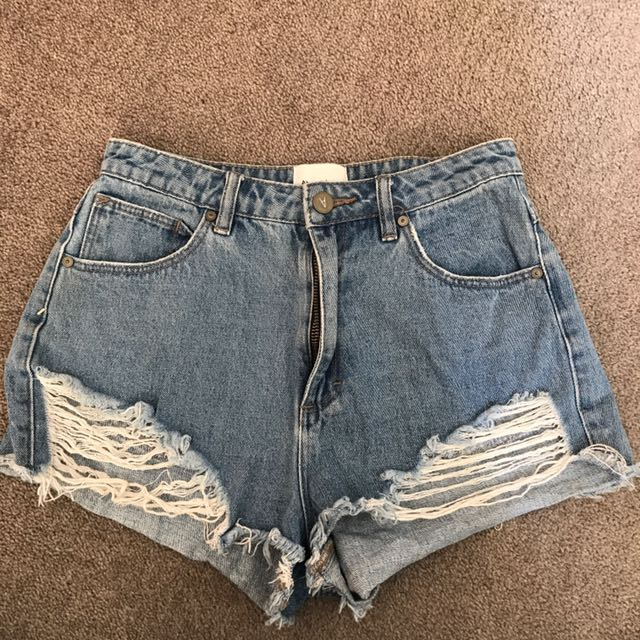 Abrand highwaisted Shorts