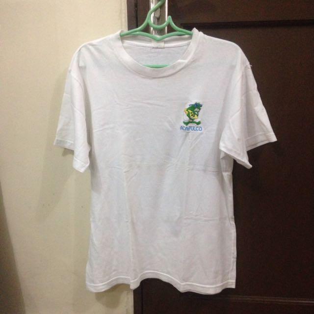 Acapulco White Shirt