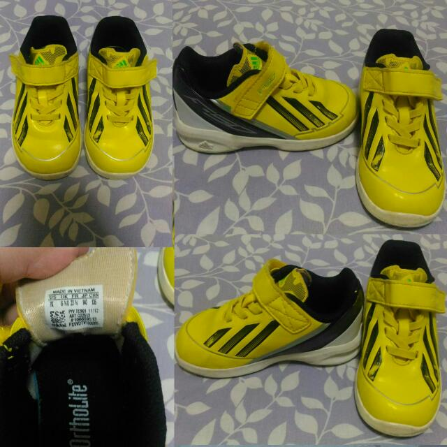 Orig. Adidas F5D shoes