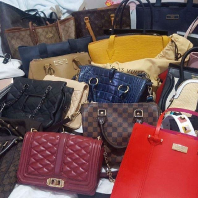 ALL ORiGiNALS and BRANDED BAGS US MADE