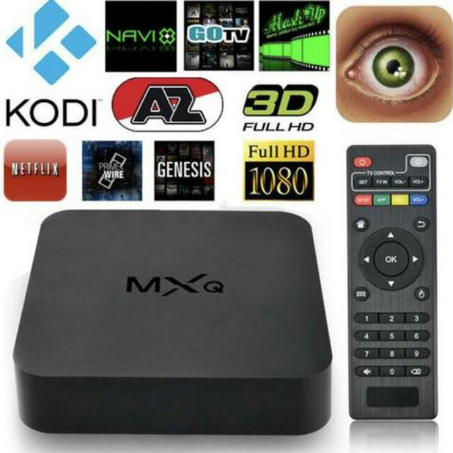 Android TV Box FULLY LOADED*