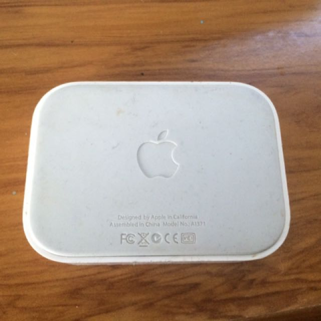 Apple Charger Stand