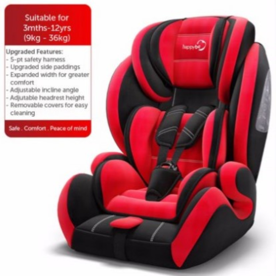 Authentic nd New HappyBe Baby Car Seat / Infant Car Seat, Car ...