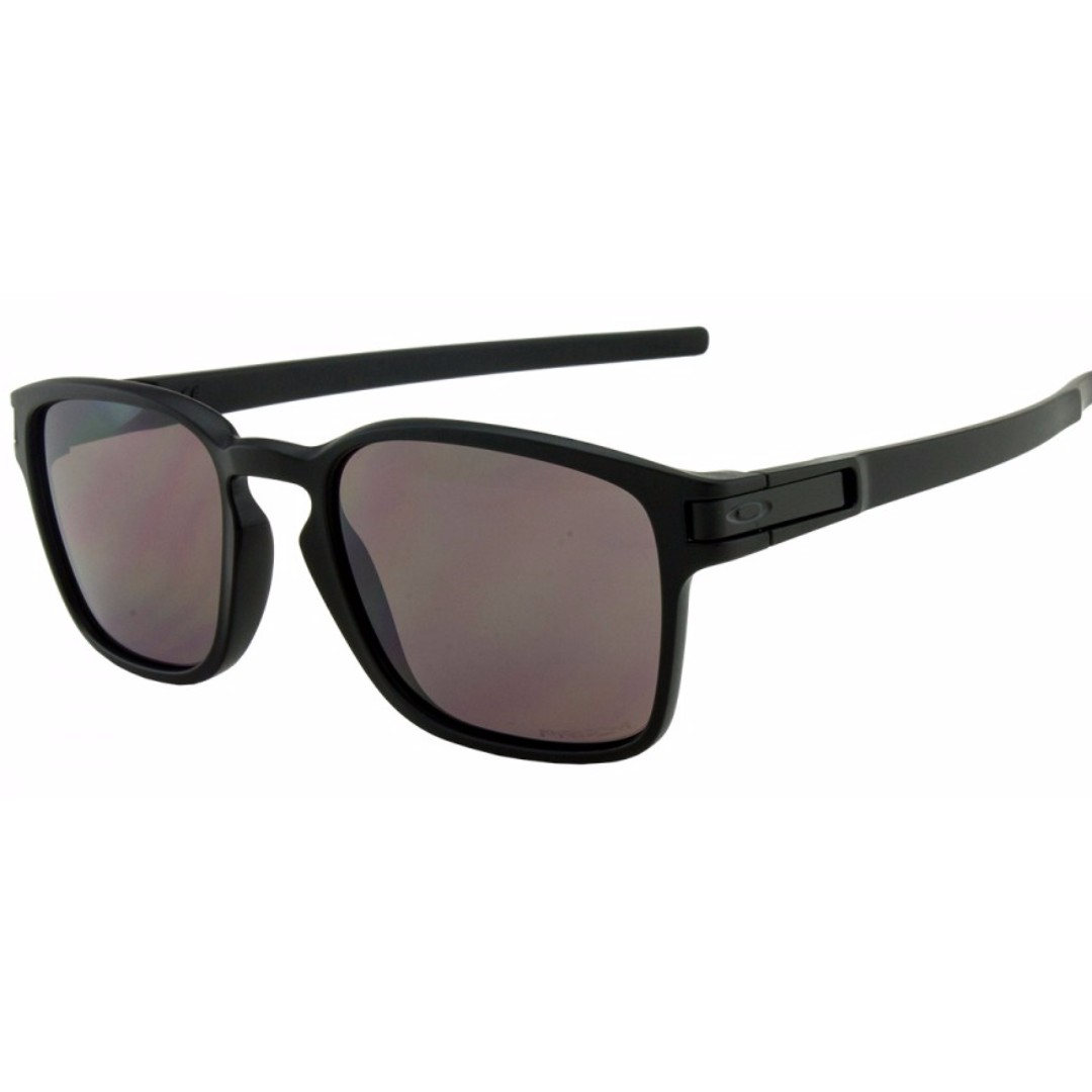 e9126137fa Authentic Brand New in Box OAKLEY OO9353-02 LATCH SQUARE Matte Black ...