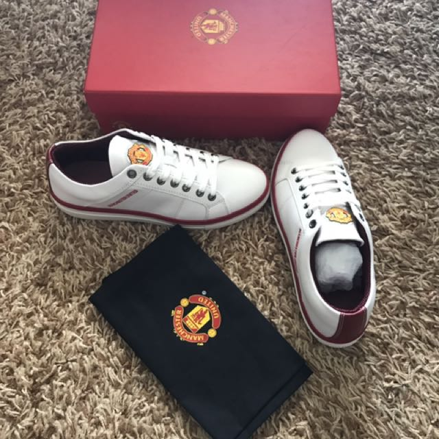 Authentic Manchester Shoes