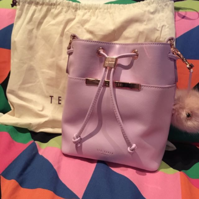 Authentic Ted Baker Bucket Bag