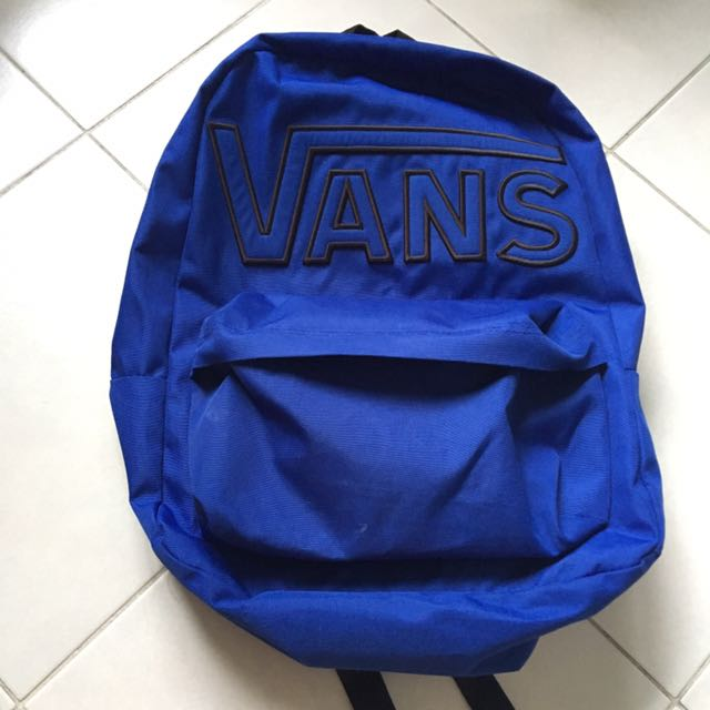 Authentic Vans Backpack