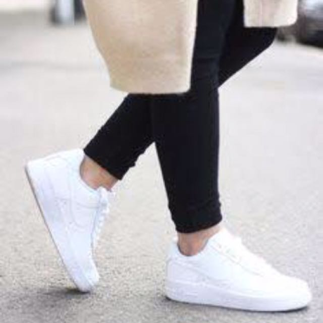 Authentic Women's Nike Air Forces