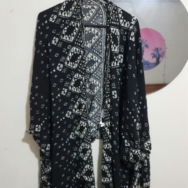 Aztec Kimono - Cotton On