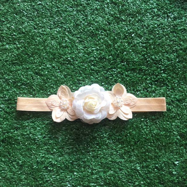 Baby Headband (bando Bayi)