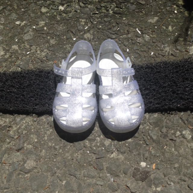 SOLD Baby Shoes Zara Jelly Shoes