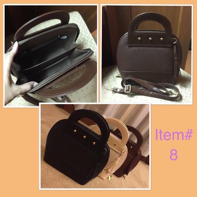 Bags (three Way Used)