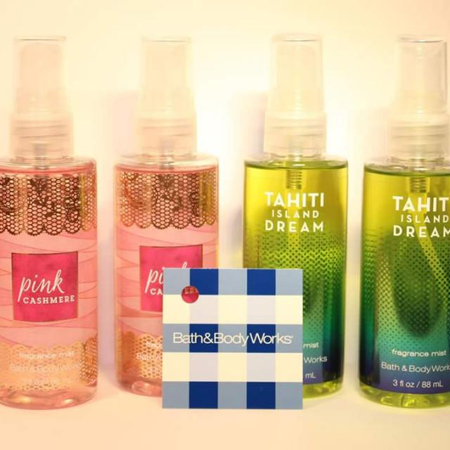 Bath and Body Works Beauty Essentials