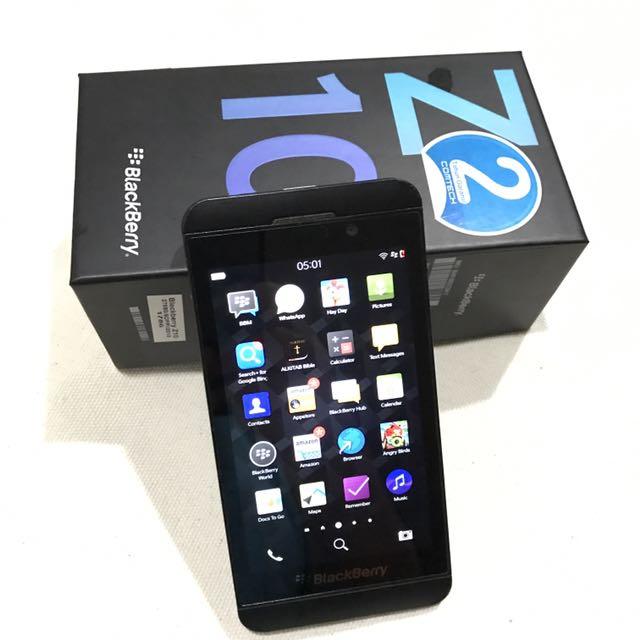 BB Z10 (Blackberry Z10)