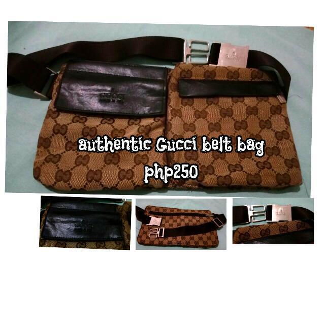 Belt Bag (Gucci)