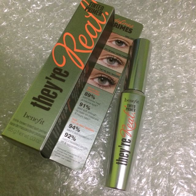 Benefit They're Real! Tinted Lash Primer Mascara