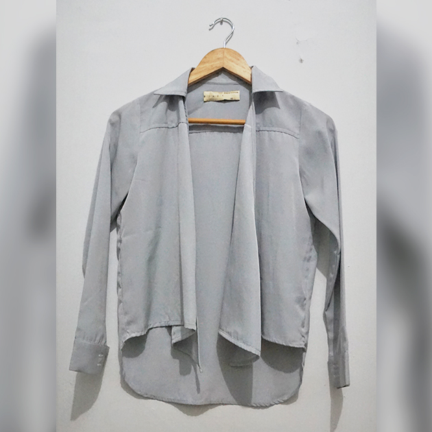 [BINCA] Outer Cardigan Office Outfit Local Brand