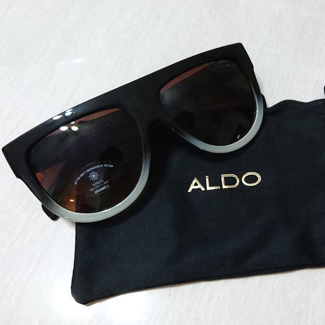 81059e38d1 BN Authentic  ALDO Carnaghi Fashion Sun Glasses Sunglasses (Black ...
