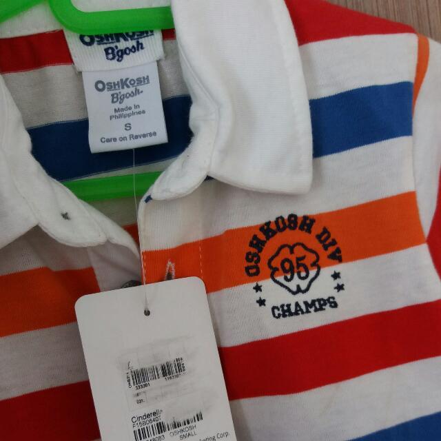 Bnwt Osh Kosh Shirt For Boys