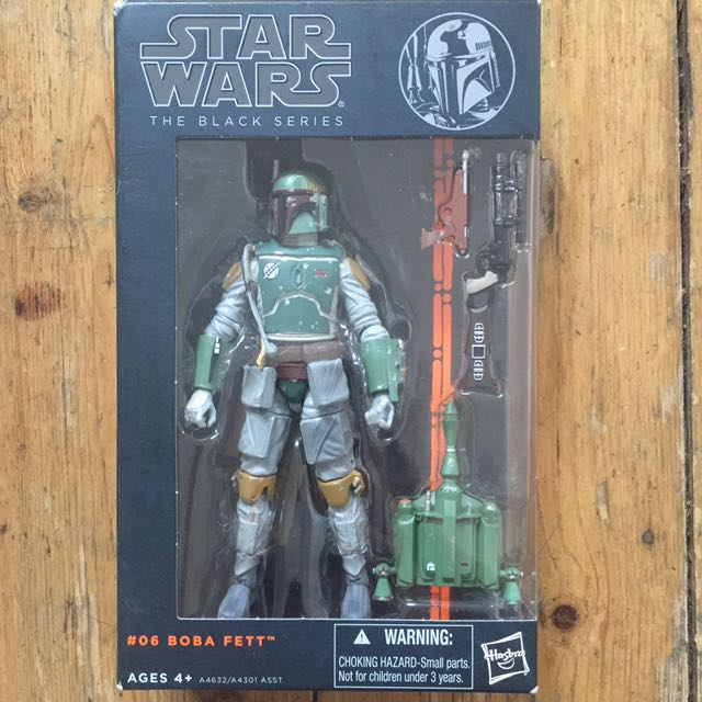 Boba Fett #06 Black Series