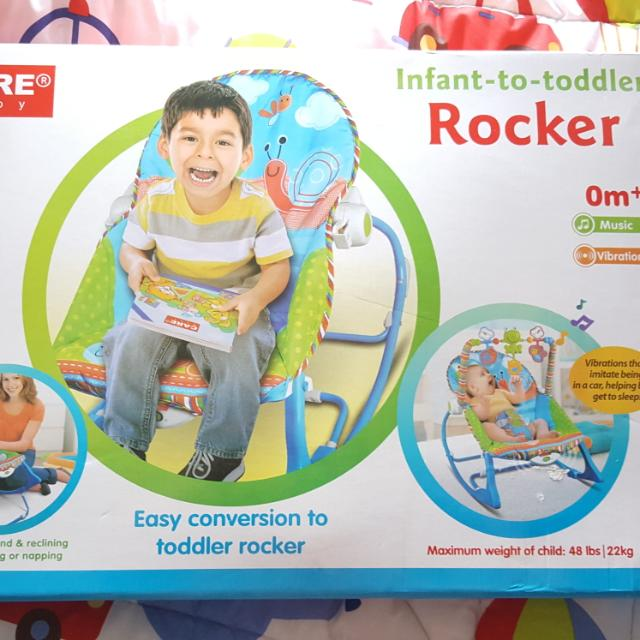 Bouncer Rocker