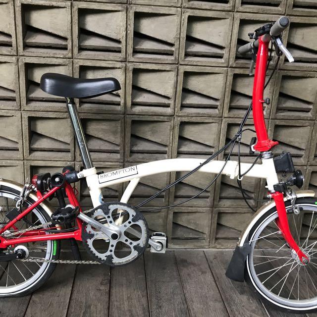 Brompton bike Original Bought From UK