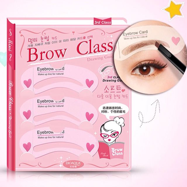 Brow Class For Kilay Goals Kilay Guide Made In Korea Health
