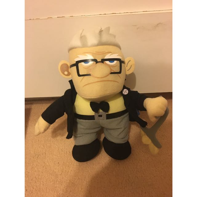 Carl From Up Toy
