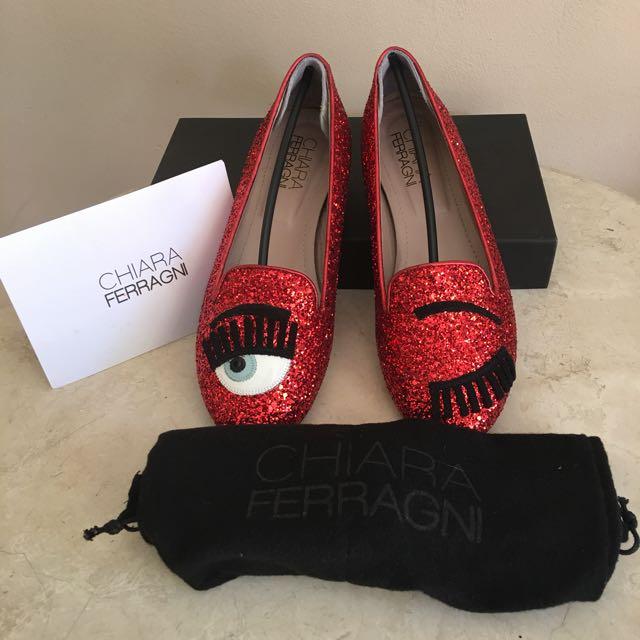 Chiara Feragni Flat shoes