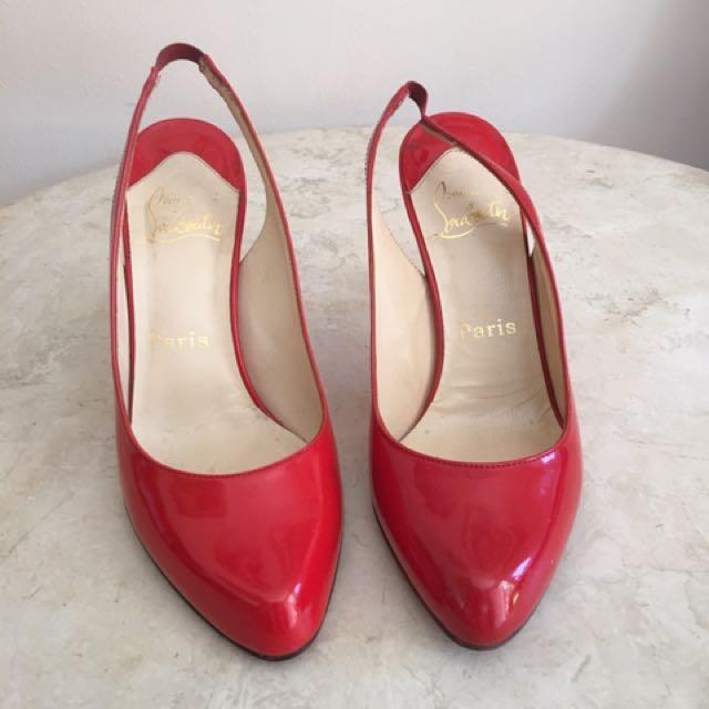 Christian Louboutin Sling Shoes