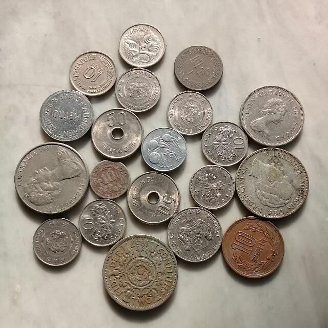 Coin Jadul Antik (FREEONG)