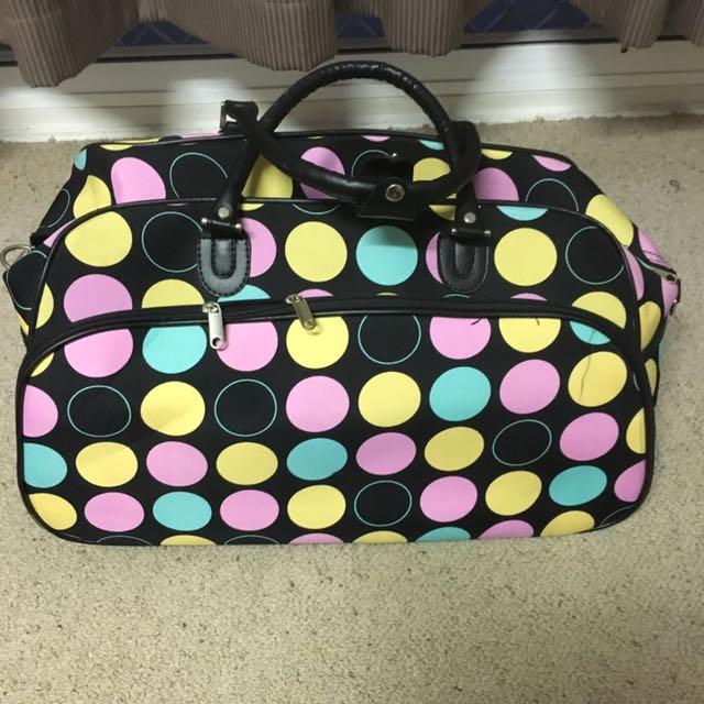 Colourful Suitcase