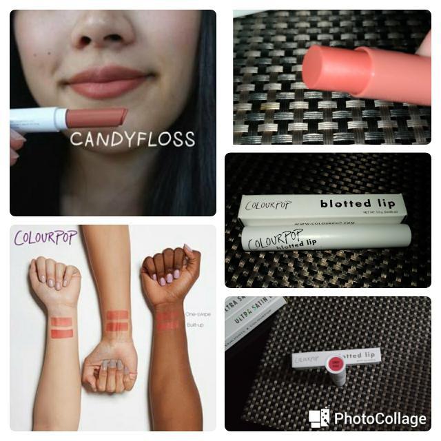 Colourpop Candy Floss