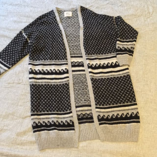 Cotton On Long Cardigan