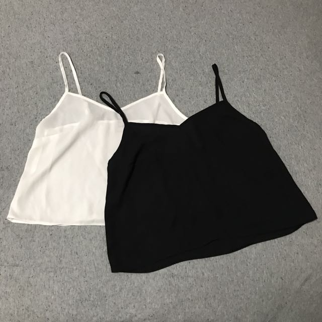 Cropped Cami Top Size S 10