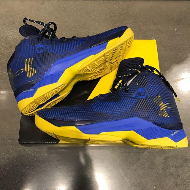 全新!! Curry 2.5 代籃球鞋!