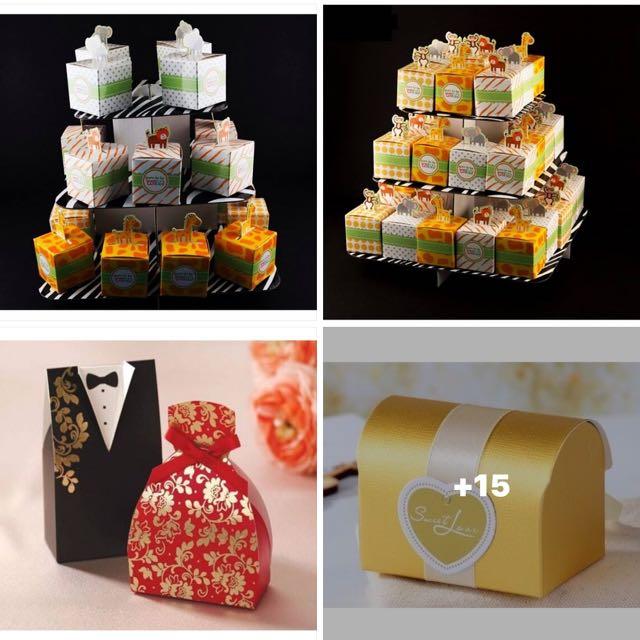 Cute Party Favor Boxes