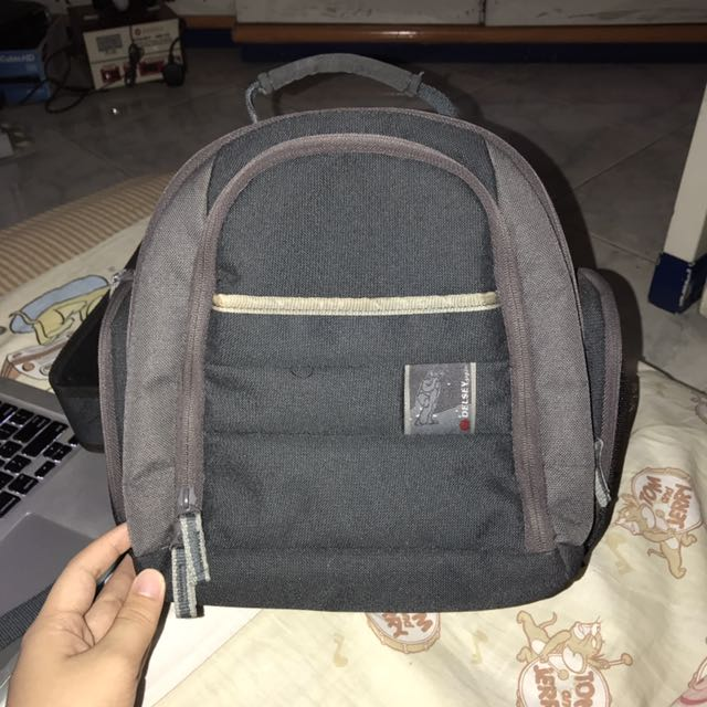 Delsey DSLR Camera Bag Tas Kamera 1d7cd8e38e