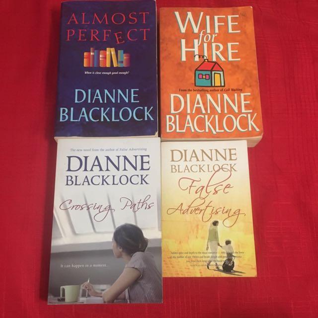 Diane Blacklock Books